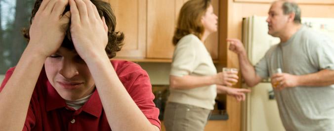 Eliminazione di una sindrome di astinenza alcolica