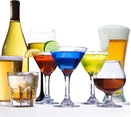 Le violazioni mentali si sono connesse con dipendenza alcolica